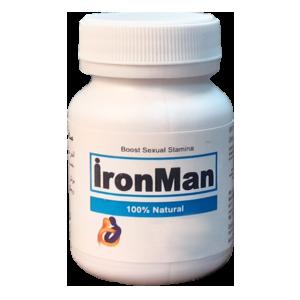 Iron Man Capsule