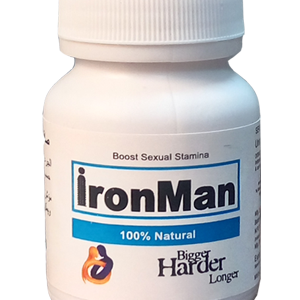 Ironman Penis Enlargement Caps (30 Days)