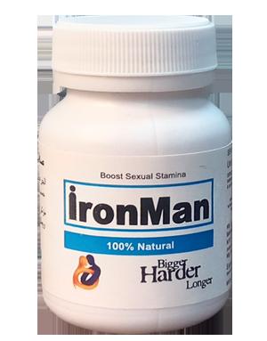 Ironman Penis Enlargement Caps (30 Days)